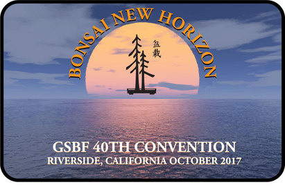 Shohin registration forms at GSBF Convention